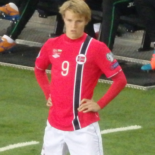 Norwegian Teenager Martin Ødegaard Is In-Demand