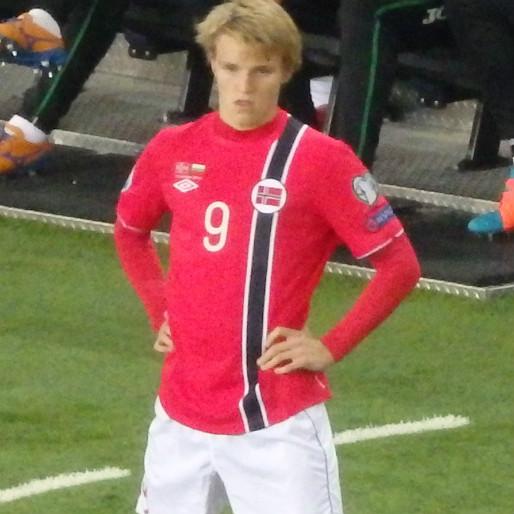 Norwegian Teenager Martin Ødegaard Is In-Demand