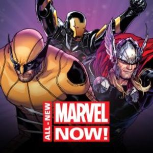 <i>All-New Marvel Now! Point One</i> #1