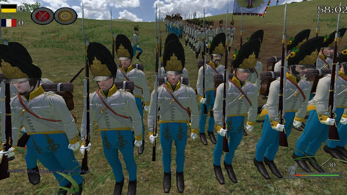 napoleonic wars and the exciting world of digital war reenactment