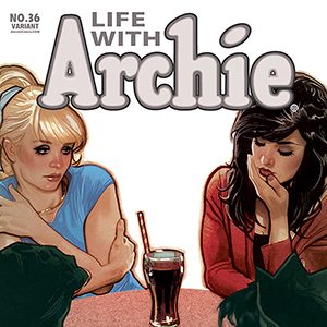 <i>Life With Archie</i> #36 by Paul Kupperberg and Pat & Tim Kennedy Review