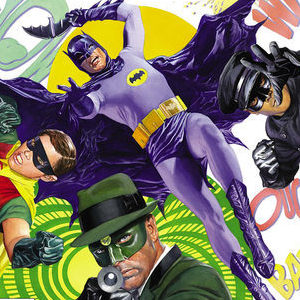 <i>Batman '66 Meets The Green Hornet</i> #1 Review