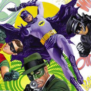 <i>Batman '66 Meets The Green Hornet</i> #1 Review