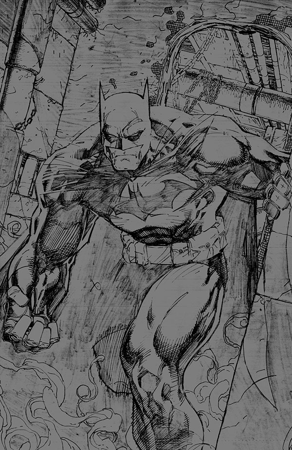 State Of The Art Jim Lee On The Evolution Of Batman