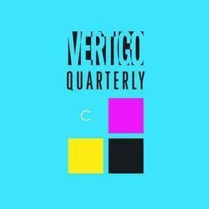 <i>Vertigo Quarterly: Cyan</i> #1 Review
