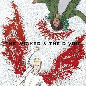 <i>The Wicked + The Divine</i> #1 by Kieron Gillen and Jamie McKelvie Review
