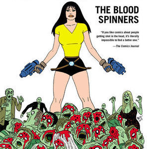 <i>Fatima: The Blood Spinners</i> by Gilbert Hernandez