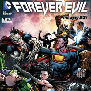 <i>Forever Evil</i> #7 by Geoff Johns and David Finch Review