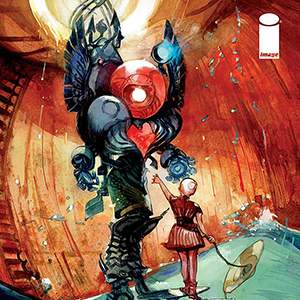 <i>Low</i> #1 by Rick Remender and Greg Tocchini Review