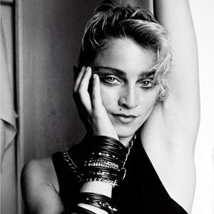 <i>Madonna NYC 83</i> by Richard Corman Review