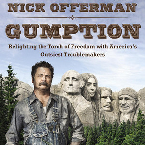 <i>Gumption</i> by Nick Offerman Review