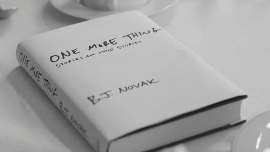 <i>One More Thing</i> by B.J. Novak Review