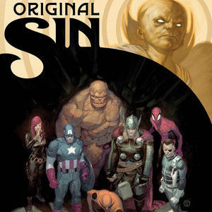 <i>Original Sin</i> #1 by Jason Aaron and Mike Deodato