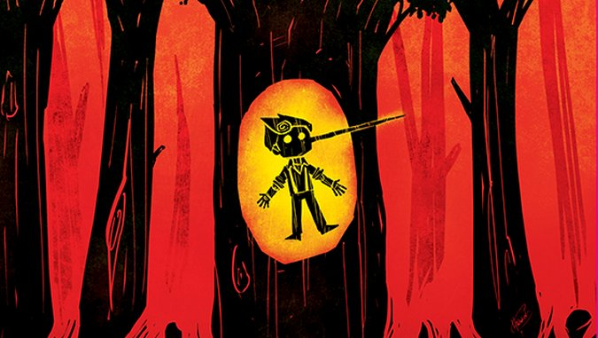 <i>Pinocchio, Vampire Slayer</i> by Van Jensen and Dusty Higgins Review