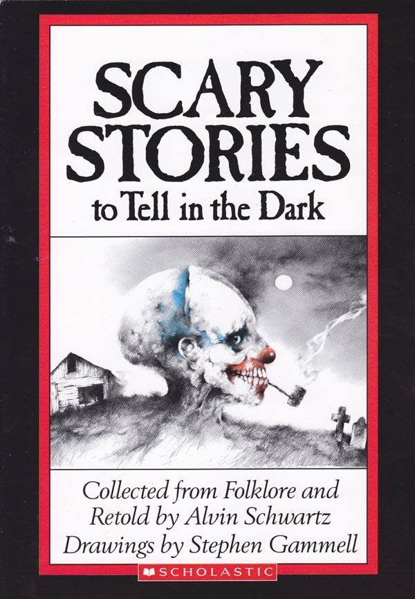 books scary nightmares give stories tell dark articles paste alvin schwartz
