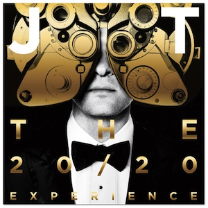 Justin Timberlake Shares Features for Part Two of <i>The 20/20 Experience</i>