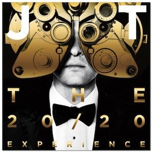 Justin Timberlake Reveals <i>The 20/20 Experience Part II</i> Tracklist