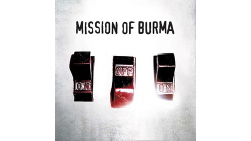 Mission of Burma - ONoffON