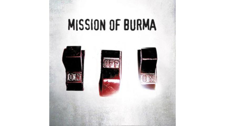 Mission of Burma - ONoffON