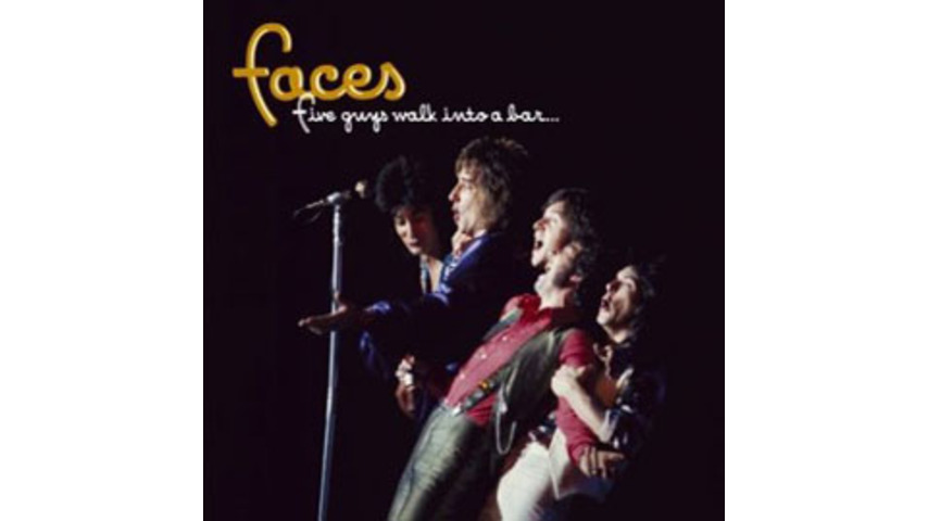 The Faces - Five Guys Walked Into a Bar