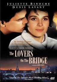 The Lovers on the Bridge (DVD)