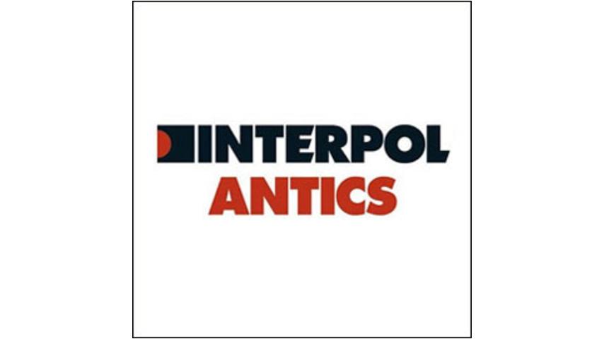 Interpol - Antics