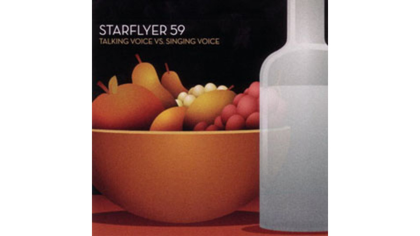 Starflyer 59 - Talking Voice Vs. Singing Voice