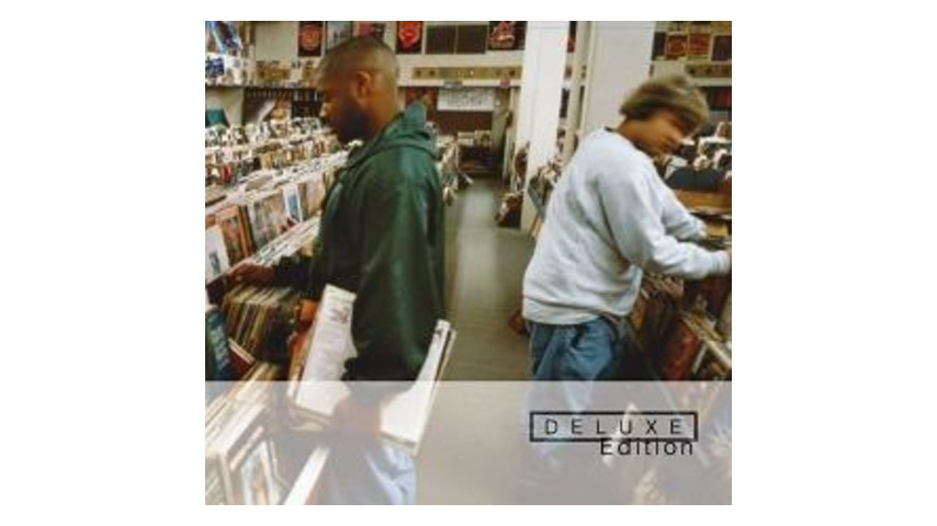 DJ Shadow - Endtroducing Deluxe Edition