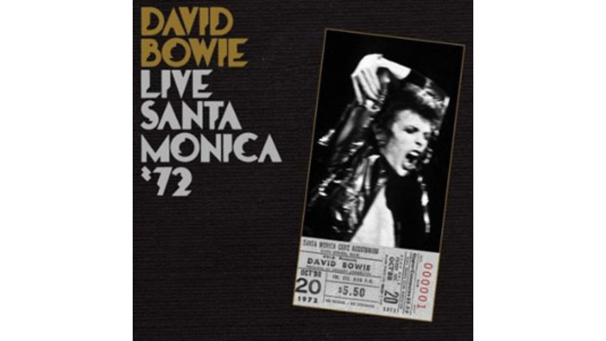 David Bowie: <em>Live Santa Monica '72</em>