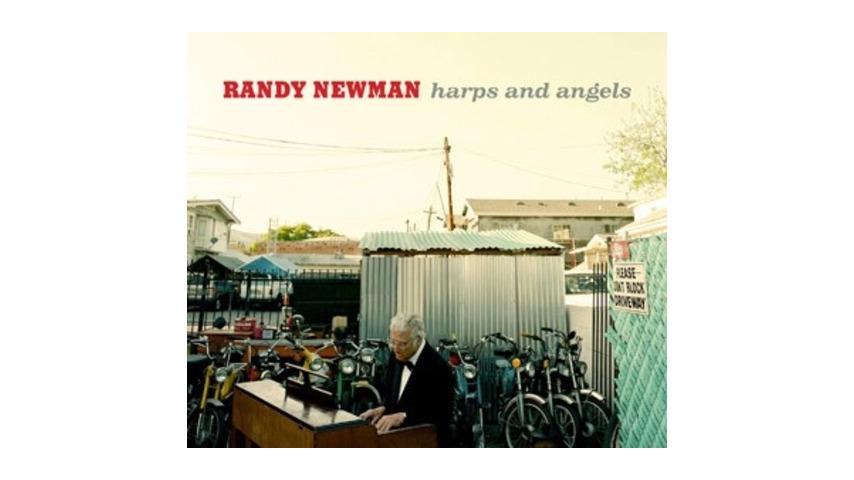 Randy Newman: <em>Harps and Angels</em>