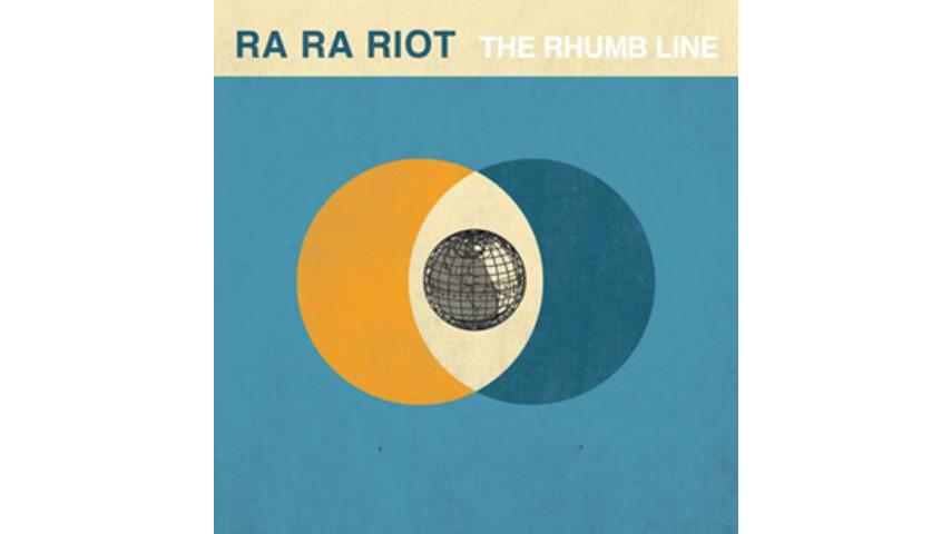 Ra Ra Riot: <i> The Rhumb Line </i>
