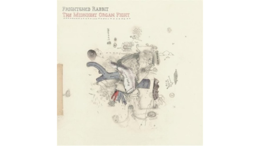 Frightened Rabbit: <em>The Midnight Organ Fight</em>