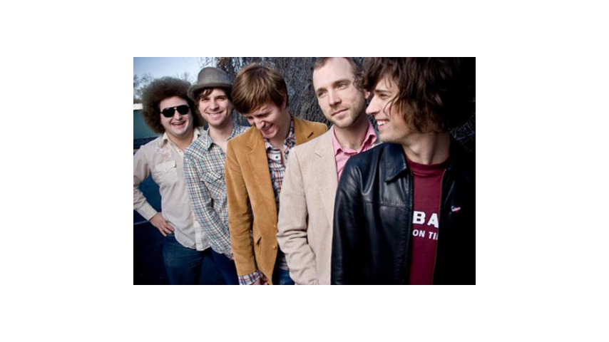 Live Review: The Features, The Long Shadows, The Redcoats @  The Earl 8/30/08