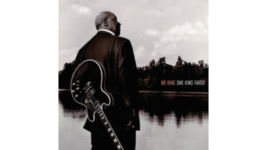 B.B. King: <em>One Kind Favor</em>