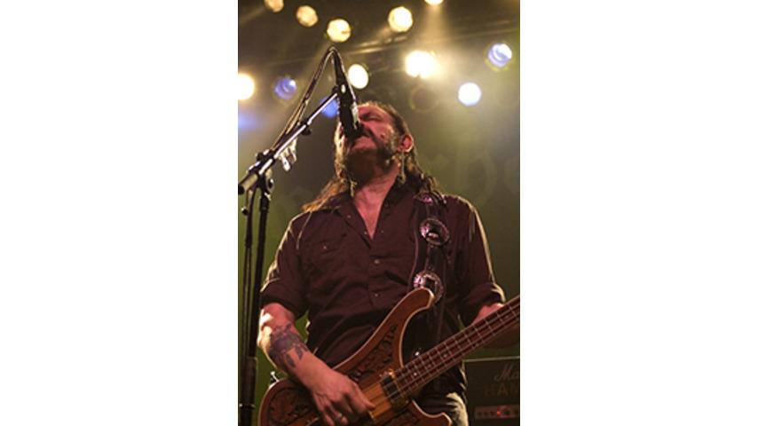 Live Review: Motörhead @ Roseland Ballroom, 9/20