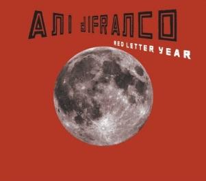 Ani DiFranco: <em>Red Letter Year</em>