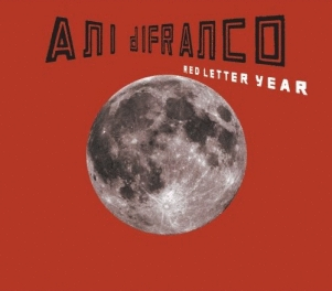 Ani DiFranco: <em>Red Letter Year</em>