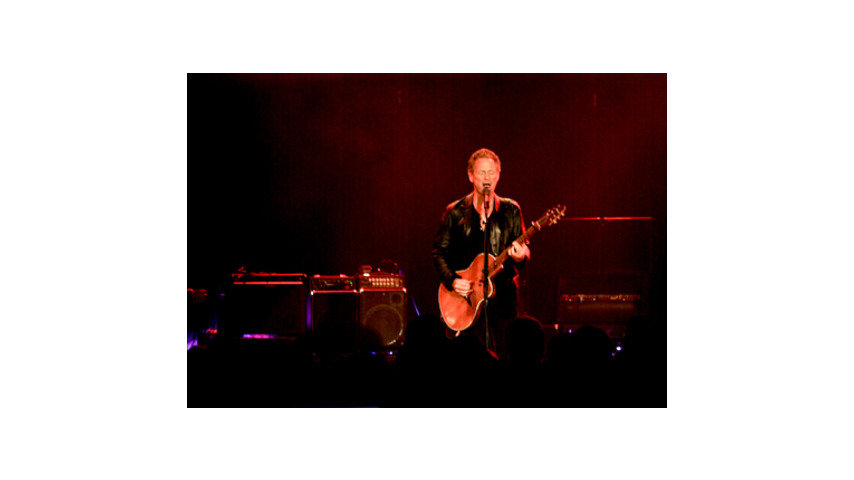 Live Review: Lindsey Buckingham @ House Of Blues 10/2