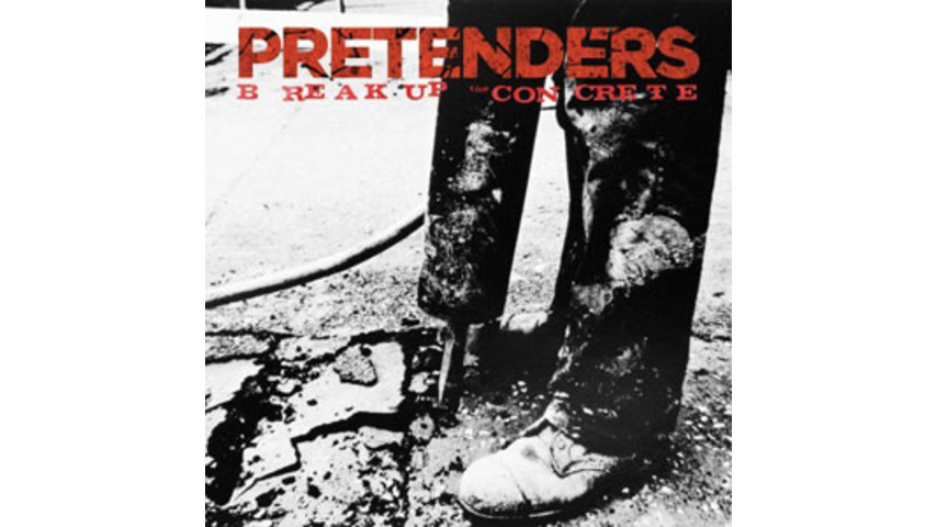 The Pretenders: <em>Break Up The Concrete</em>