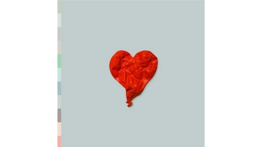 Kanye West: <em>808s & Heartbreak</em>