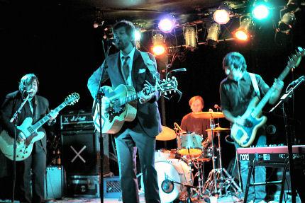 Live Review & Photos: Cameron McGill @ Beat Kitchen 11/21/08