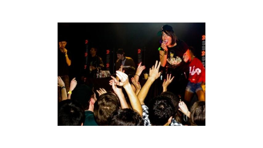 Live Review: Kid Sister @ Metro 11/26/08