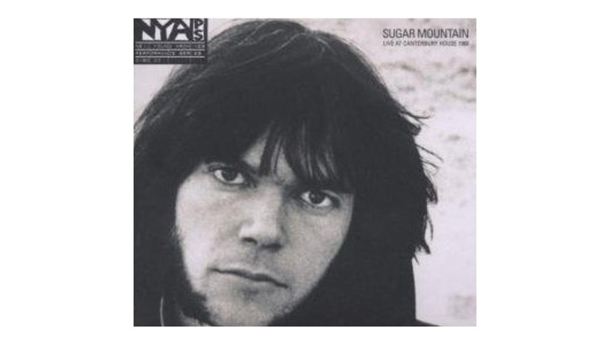 Neil Young - <em>Sugar Mountain: Live at Canterbury House 1968</em>