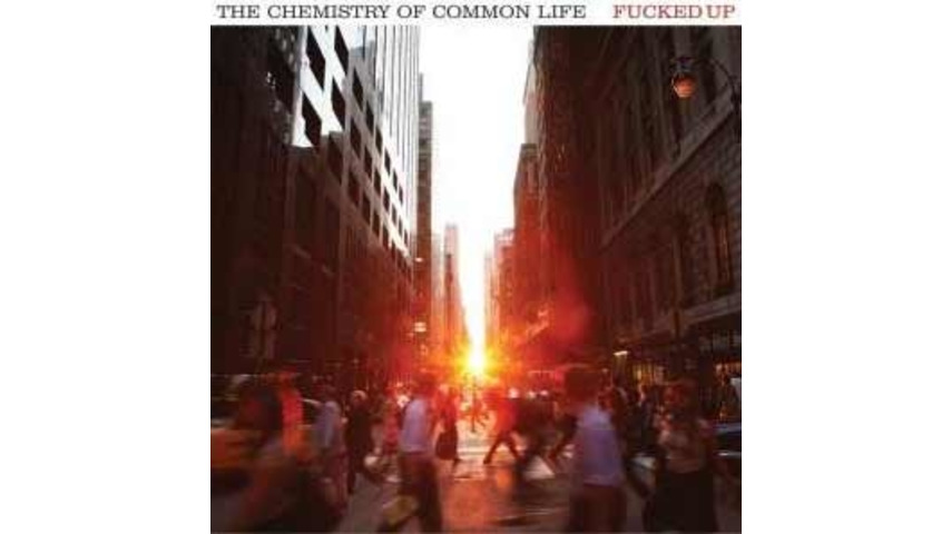 Fucked Up: <i>The Chemistry of Common Life</i>