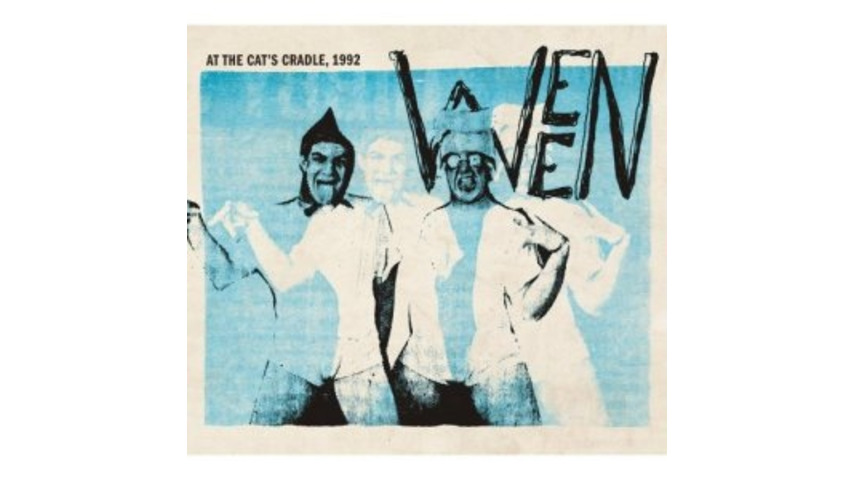 Ween: &lt;em&gt;At The Cat's Cradle, 1992&lt;/em&gt;