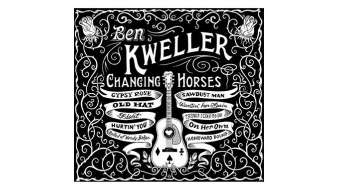 Ben Kweller: <em>Changing Horses</em>