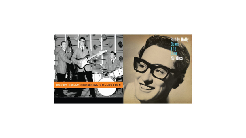 Buddy Holly: <em>Memorial Collection</em> and <em>Down the Line: Rarities</em>