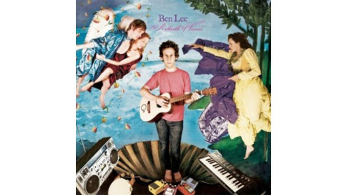 Ben Lee: <em>The Rebirth of Venus </em>