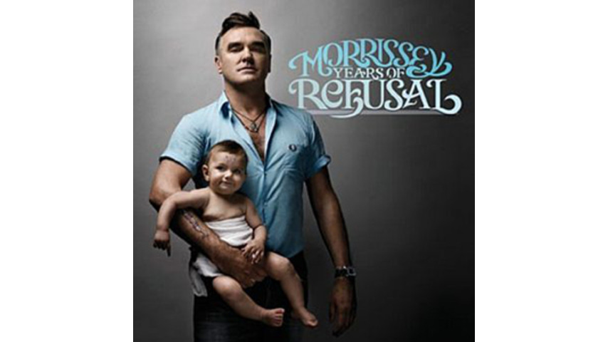 Morrissey: <em>Years of Refusal</em>