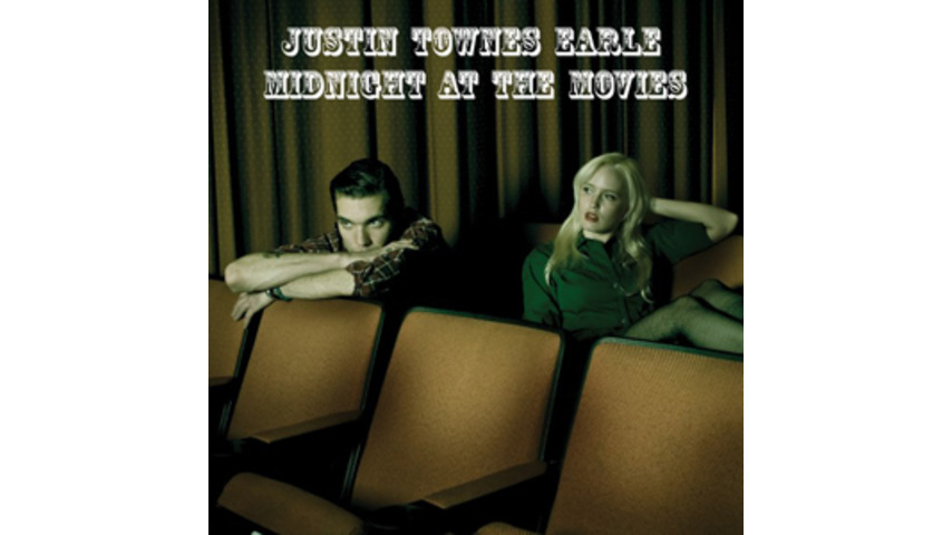 Justin Townes Earle: <em>Midnight at the Movies</em>